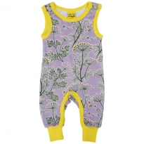 DUNS Violet Dill Dungarees