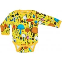 DUNS Yellow Mushroom Long Sleeve Body