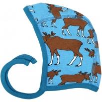 DUNS Blue Moose Baby Bonnet