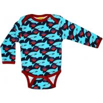 DUNS Dark Blue Sharky LS Body