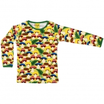 DUNS Green Mushrooms LS Top