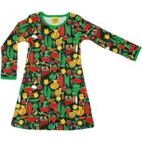 DUNS Green Park Life LS Dress