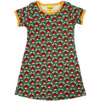 DUNS Green Radish SS Dress