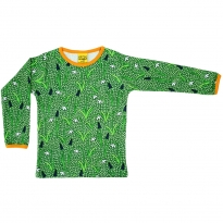 DUNS Green Snowdrop LS Top