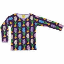DUNS Purple Hyacinth LS Top
