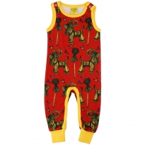 DUNS Red Sheaf Dungarees