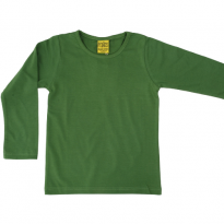 DUNS Swamp Green LS Top