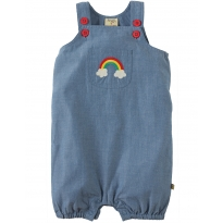 Frugi Chambray Cadgwith Dungarees