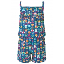 Frugi Bloom Perranuthnoe Playsuit
