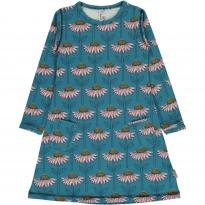 Maxomorra Echinacea LS Dress