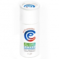 Earth Conscious Strong Mint Deodorant
