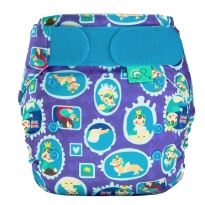 TotsBots Easyfit Royal All Bum