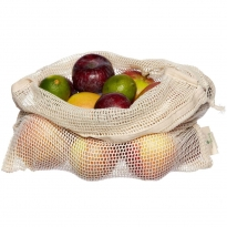 Ecoliving Organic Fruit & Veg Bag