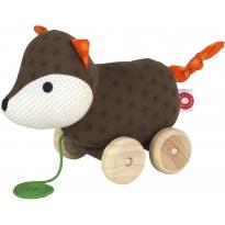 Franck Fischer Enjer Fox Pull Toy