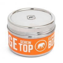 Elephant Box Large Screw Top Canister 500ml