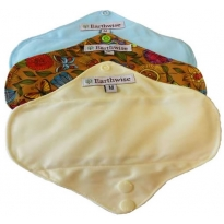 Earthwise Medium Menstrual Pads - 3 Pack