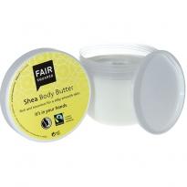 Fair Squared Fairtrade Shea Body Butter 150ml
