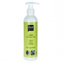 Fair Squared Fairtrade Lime Shower Gel 250ml