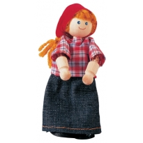 Plan Toys Farmer Woman