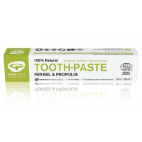 Green People Toothpaste - Fennel & Propolis