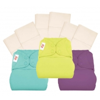 Flip Nappy Complete Day Pack