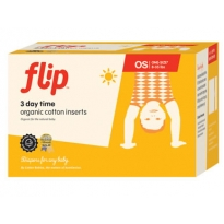 Flip Organic Day Inserts 3 Pack