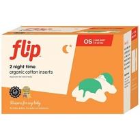 Flip Organic Night Inserts 2 Pack