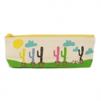 Fluf Cactus Pencil Case