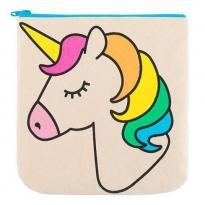 Fluf Cosmetics Pouch - Unicorn