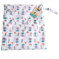 Tickle Tots Wet Bags-Little Fox