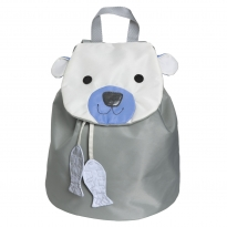 Franck & Fischer Oda Polar Bear Backpack