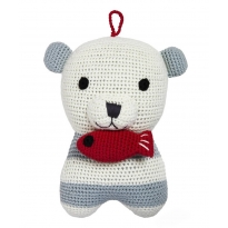 Franck & Fischer Smilla Polar Bear Musical Toy