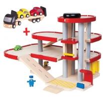 Plan Toys Parking Garage PlanWorld