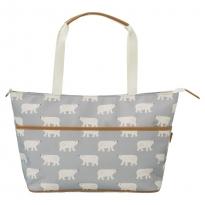 Fresk Polar Bear Nappy Bag