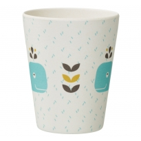 Fresk Whale Bamboo Cup