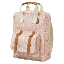 Fresk Pink Drops Backpack