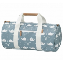 Fresk Weekend Bag Blue Whale