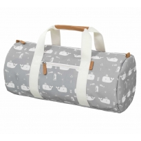 Fresk Weekend Bag Grey Whale
