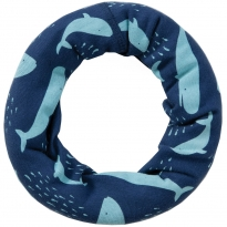 Frugi A Whale Of A Time Cosy Rib Snood