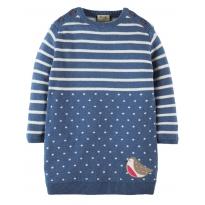 Frugi Robin Alba Knitted Dress