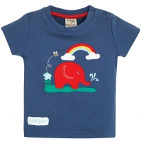 Frugi Little Babipurian T-Shirt