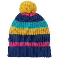 Frugi Blizzard Gorse Bobble Hat
