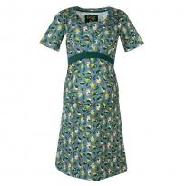 Frugi Bloom Delphine Tweet Tie Dress