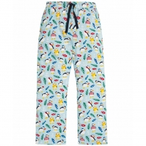 Frugi Bloom Paddling Puffins PJ Bottoms