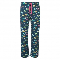 Frugi Rainbow Roads Pansy Pyjama Bottoms