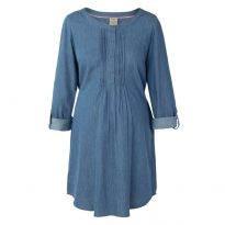 Frugi Bloom Roisin Denim Tunic