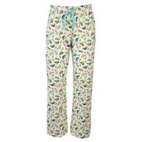 Frugi Tweet Pansy Pyjama Bottoms
