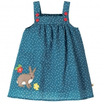 Frugi Bunny Hallie Linen Dress