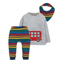 Frugi Bus On The Road Outfit