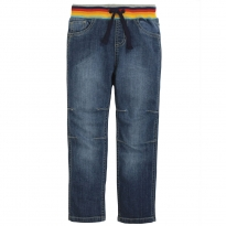 Frugi Cody Comfy Light Wash Denim Jeans